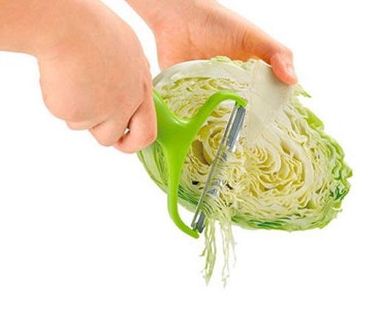 Shimomura下村日本大头菜刨刀 大头塑料刨子 蔬菜刨刀(产品价格有所下调  0225)