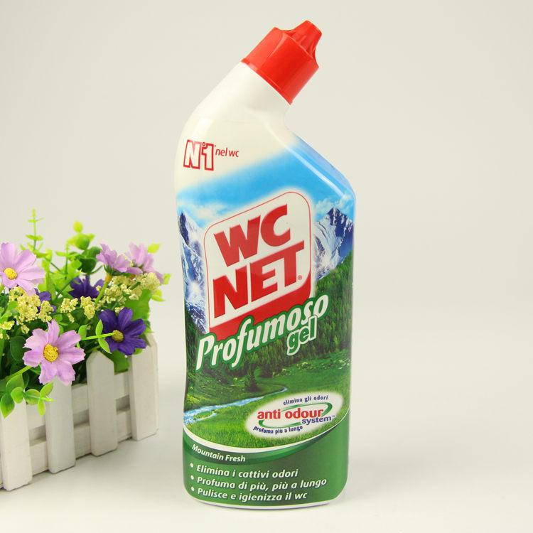 WC NET意大利浴室厕所清洁剂