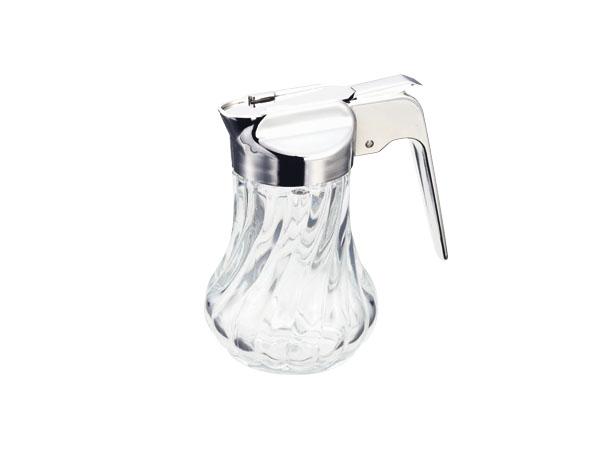 ECHO日本蜂蜜玻璃壶玻璃调味瓶