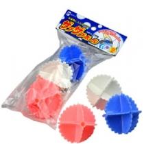PONYKASEI日本洗衣球3P塑料洗衣球