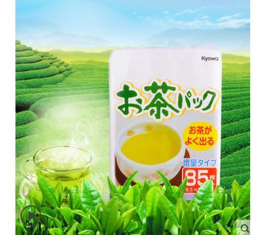 KYOWA日本滤茶袋85枚入
