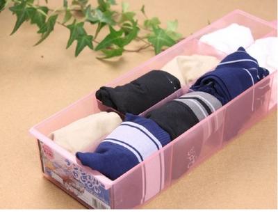 izumi日本内衣收纳盒塑料收纳盒