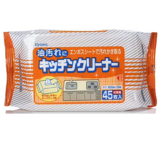 KYOWA日本油污清洁巾45P(厨房)