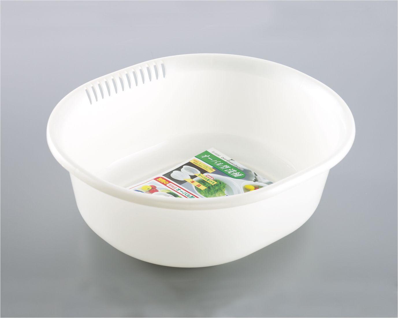 sanada日本多用途塑料盆 5.3L