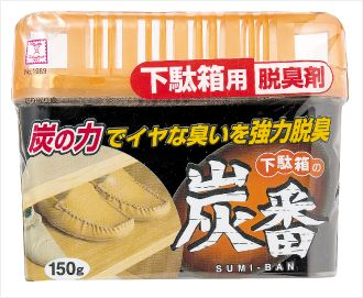 【控价】KOKUBO日本鞋柜脱臭剂
