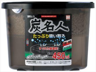 【控价】KOKUBO日本除湿剂 炭名人干燥剂