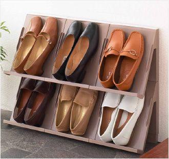 ISETO日本鞋架(2个入)