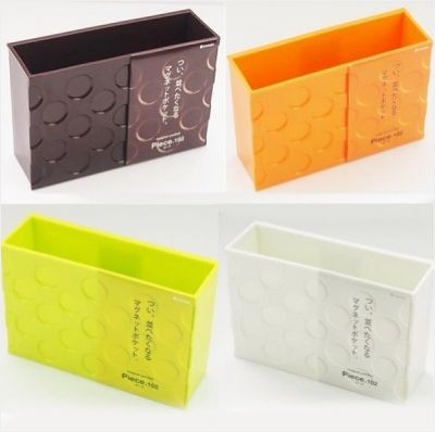 INOMATA日本塑料收纳盒 宽型