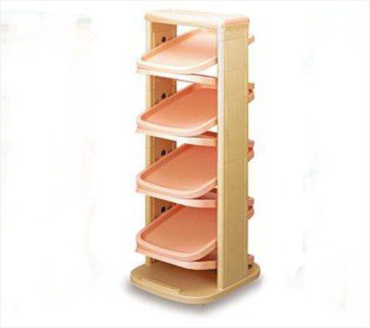 ISETO日本鞋架8段