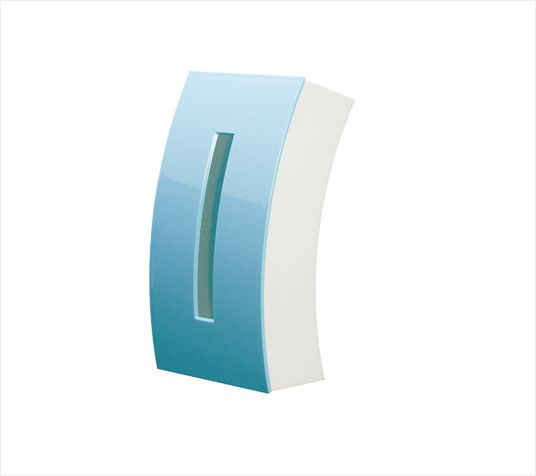 ISETO日本纸巾盒弓形