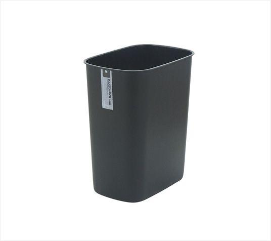 fudogiken日本垃圾桶15L塑料垃圾桶