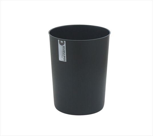 fudogiken日本圆形垃圾桶塑料垃圾桶