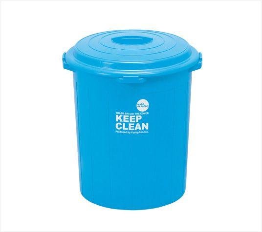 fudogiken日本有盖垃圾桶