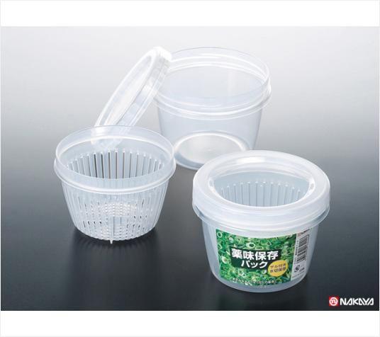 NAKAYA日本佐料存放盒500ML  葱花盒