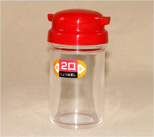NAKAYA日本油壶160ml塑料调味瓶