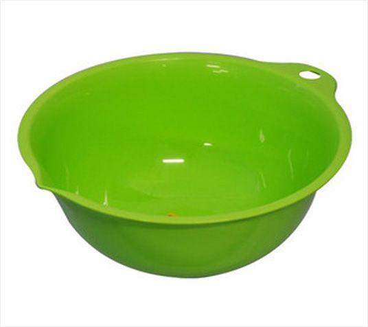 NAKAYA日本塑料清洗盆(绿色)