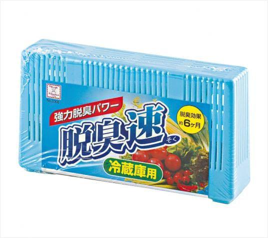【控价】KOKUBO日本脱臭速 电冰箱用冰箱除臭剂