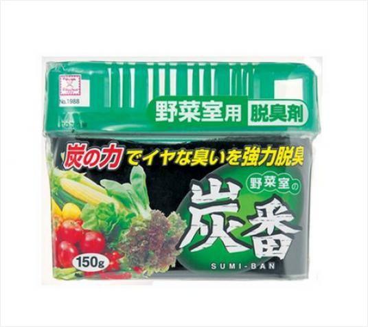 【控价】KOKUBO日本炭番蔬菜房用脱臭剂除臭剂