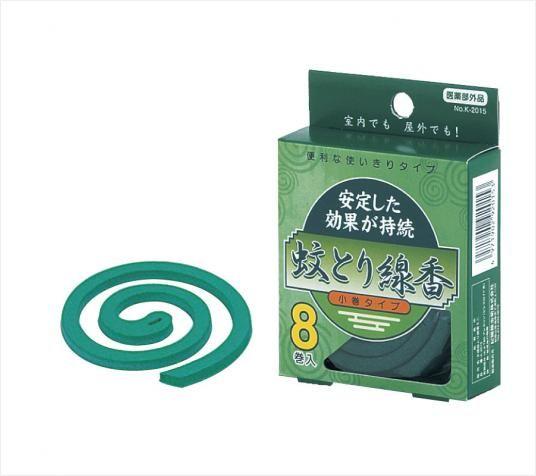 【控价】KOKUBO日本医药部外品 蚊香 8卷入