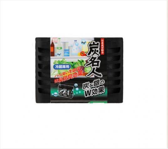 【控价】KOKUBO日本炭名人 冰箱用脱臭除臭剂
