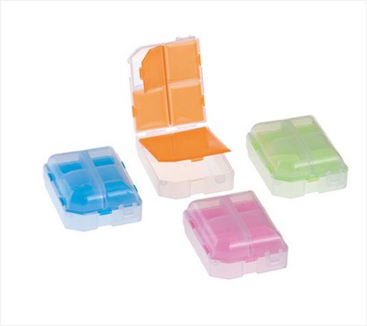 YAMADA日本药盒(混装)塑料药盒