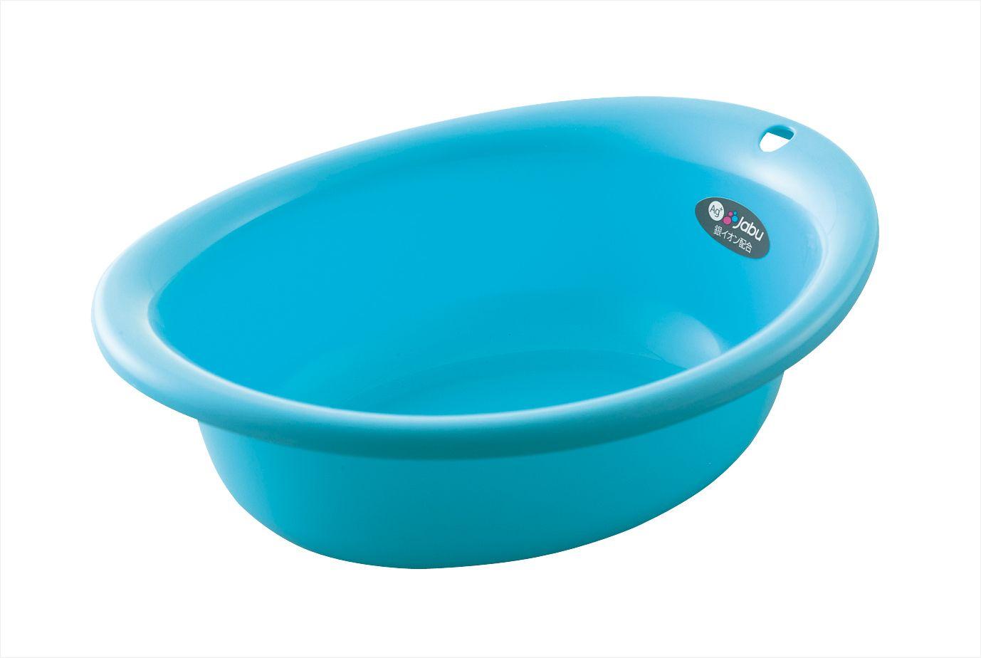sanada日本椭圆形水盆2.2L(蓝色)
