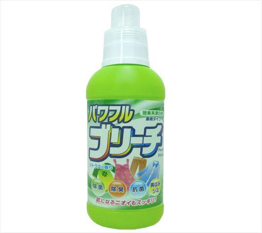 ROCKET日本浓缩型酸素彩色漂白剂600ml(该商品仅做现货不接预定单,请知悉!!!)彩色衣物漂白剂