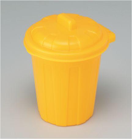 ❖INOMATA日本迷你垃圾桶 车载垃圾桶 桌面垃圾桶 带盖 310ml