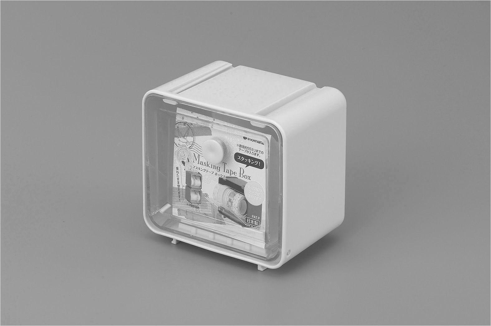 INOMATA日本胶纸收纳盒