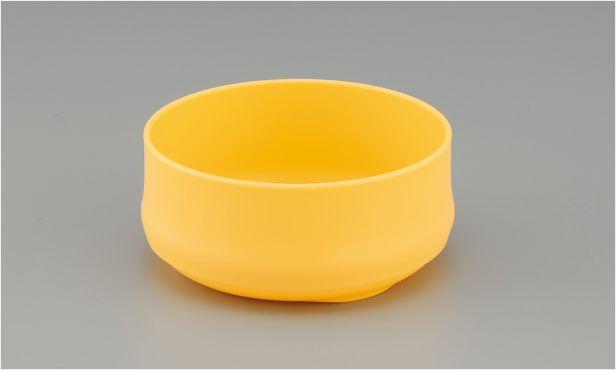 INOMATA日本婴儿碗 黄色
