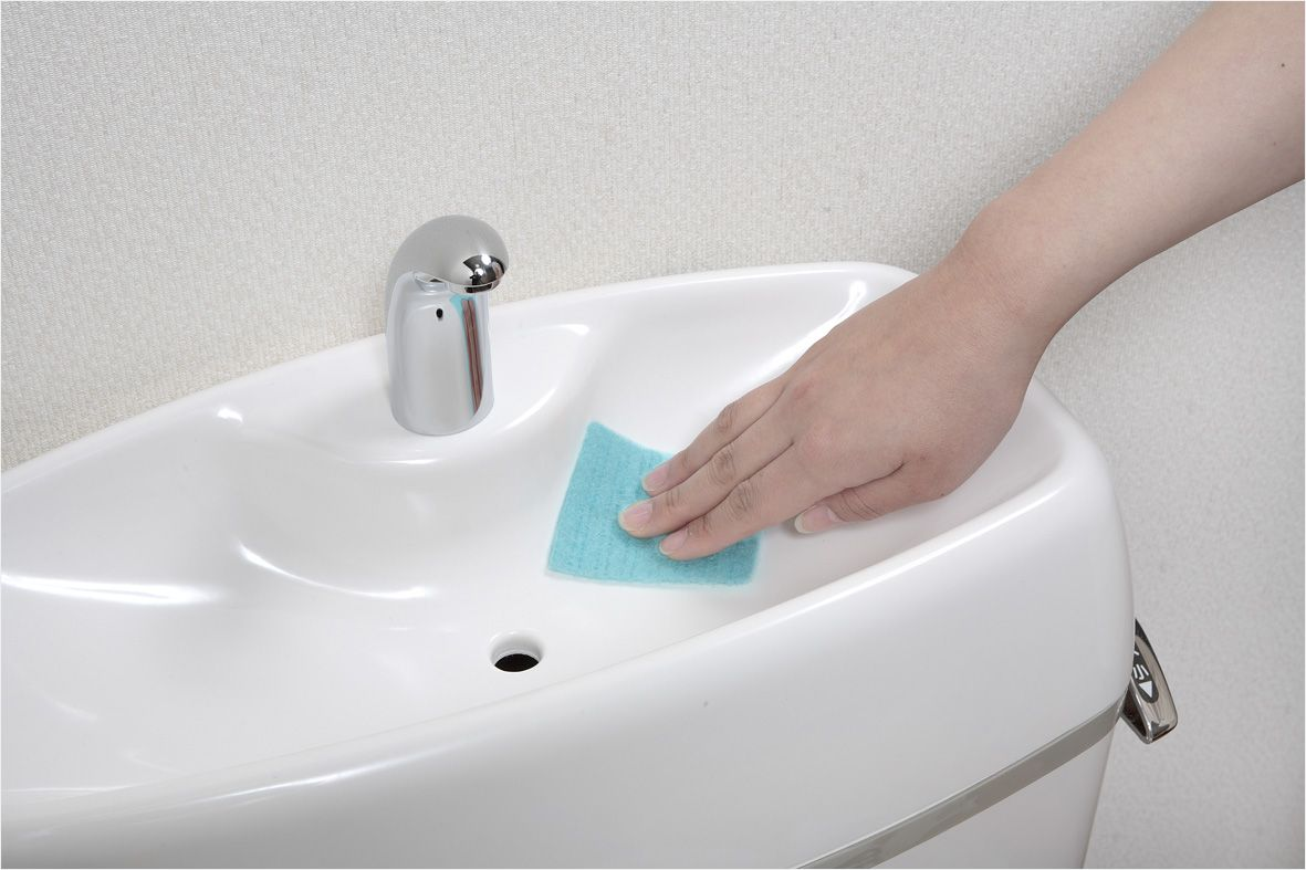 SANKO-GP日本闪亮浴室清洁布20枚装