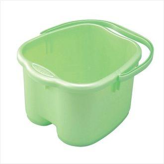 INOMATA日本理疗足浴桶/足浴理疗盆12L(下单请注意,里面有款式废盘,具体见详情20201222)塑料足浴桶