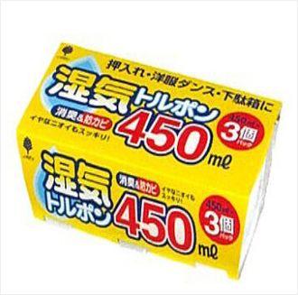 【控价】KOKUBO日本干燥剂3个装