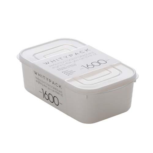 YAMADA日本保鲜盒1600ml