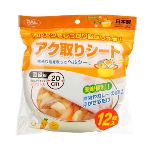 SEIWA-PRO日本吸油纸 吸油棉 吸油膜(12片装)