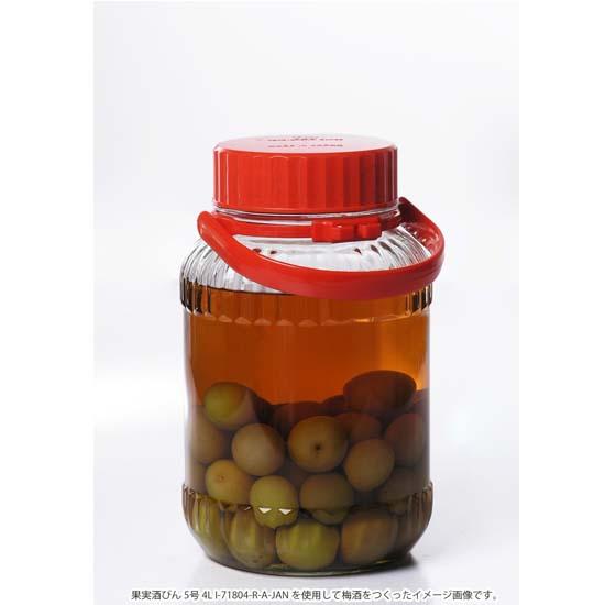 ADERIA日本 梅酒・果子酒泡酒瓶 5L(工厂价格上调,下单请注意20200325调整)