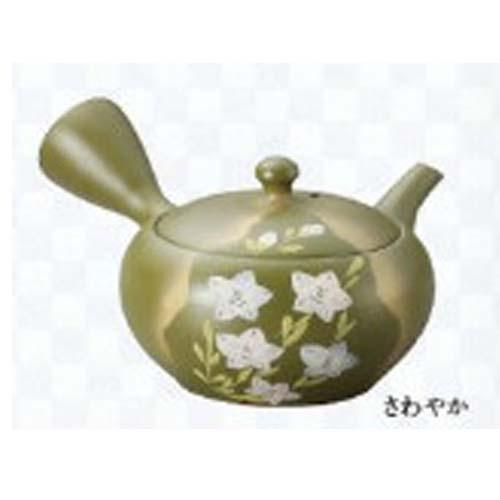 YAMAKI IKAI日本陶瓷茶壶210cc陶制茶壶