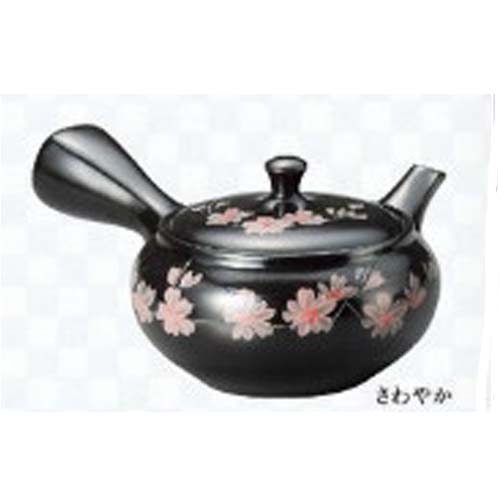 YAMAKI IKAI日本陶瓷茶壶240cc陶制茶壶