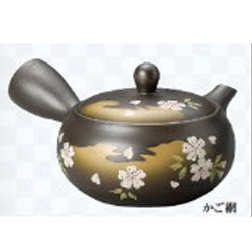 YAMAKI IKAI日本陶瓷茶壶280cc陶制茶壶