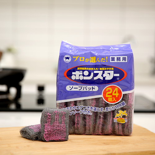 BON STAR日本肥皂垫(钢丝绒)(该商品仅做现货不接预定单,请知悉!!!)