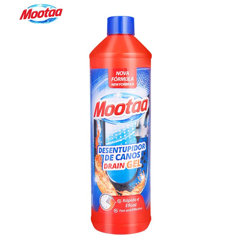 mootaa欧洲【控价】强力管道通疏通剂下水道除臭马桶厨房厕所堵塞卫生间