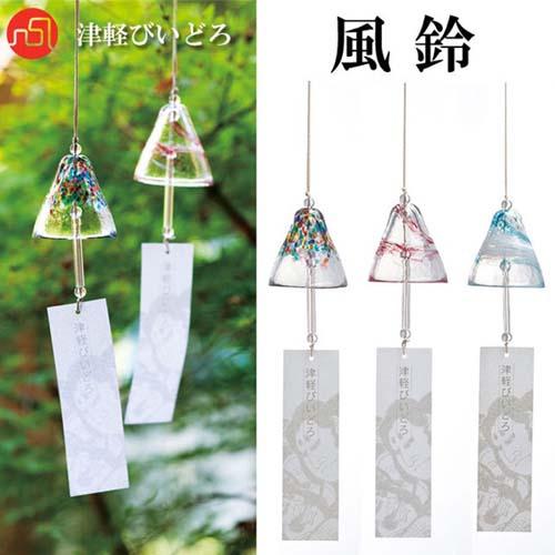 ADERIA  津轻日本玻璃风铃#玻璃风铃