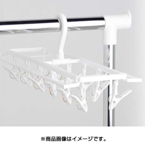 【控价】KOKUBO日本超薄角带衣架衣夹12个