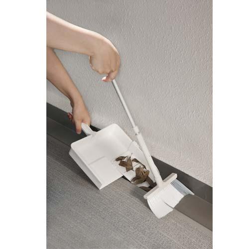 AIWA日本可直立i收纳扫帚带筐