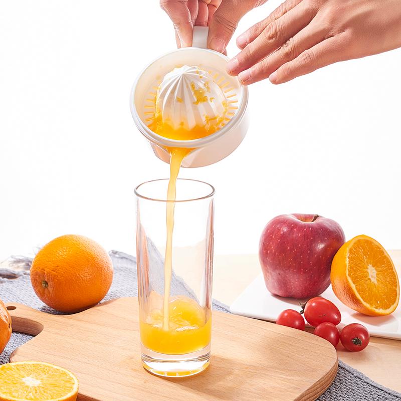 INOMATA日本塑料水果榨汁器