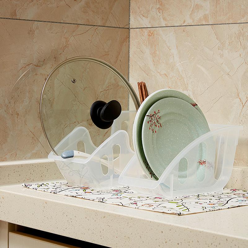 sanada日本沥水架碗碟架塑料收纳篮