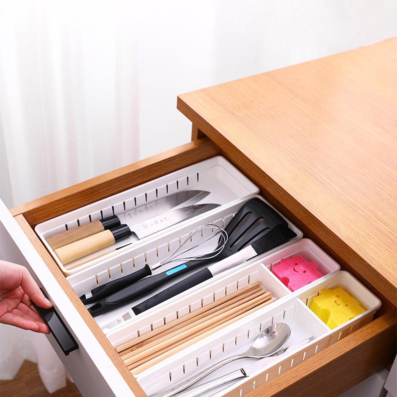 INOMATA日本抽屉整理盒  首饰收纳盒 化妆品整理盒   L码