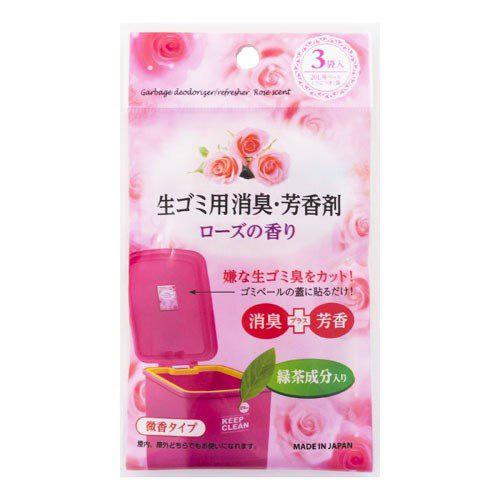 SANADA日本垃圾除臭剂和空气清新剂 (玫瑰香)  (废盘)