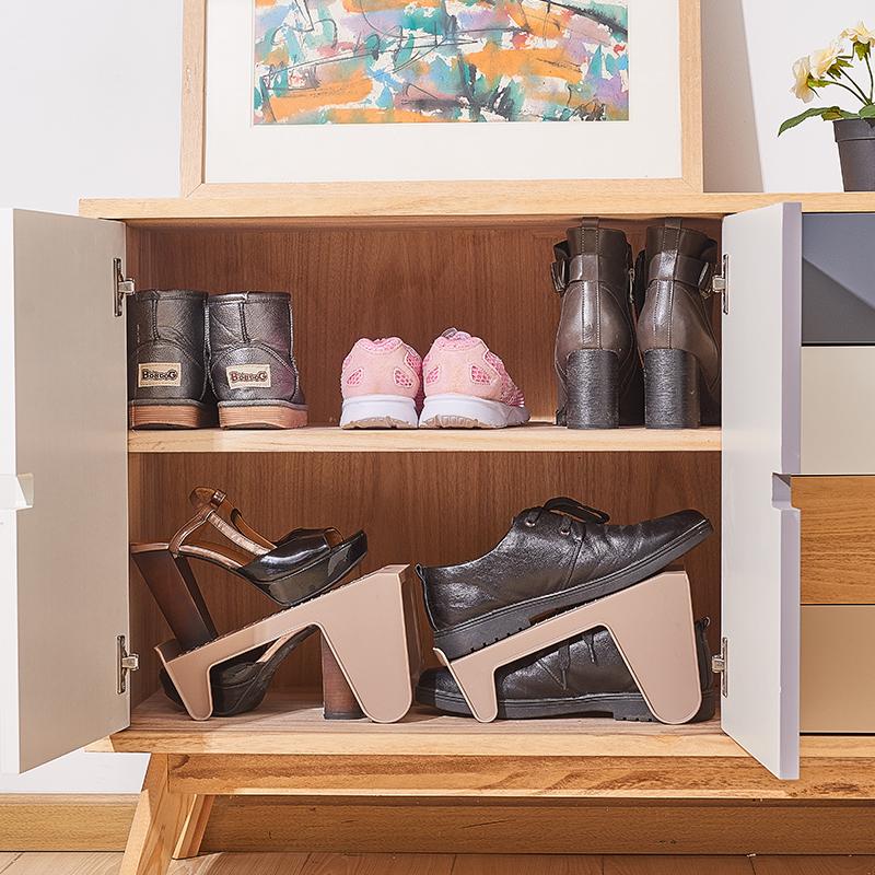 ISETO日本鞋子收纳架 上下叠加收纳 鞋架 收纳用品