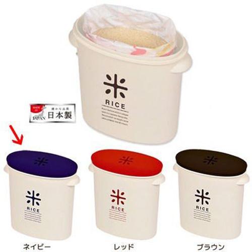 PEARL日本RICE  米袋直接收藏米桶  5kg用 (附带量杯)米箱